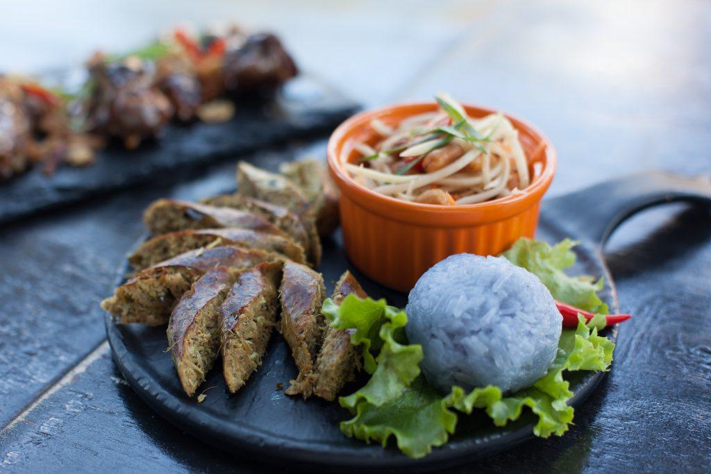 Shanee-Chiang Mai sausage