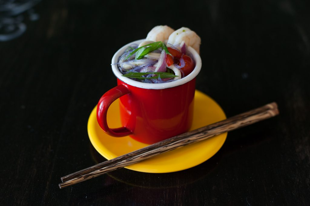 Shanee-Spicy Glass Noodles