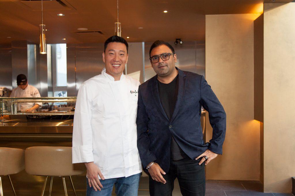 Akira Back + Hanif Harji
