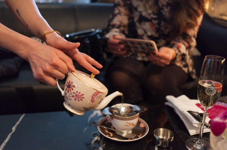 tea at shangri la