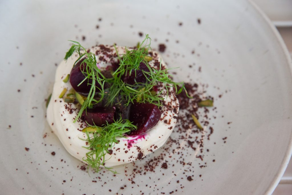 byblos, roasted beets