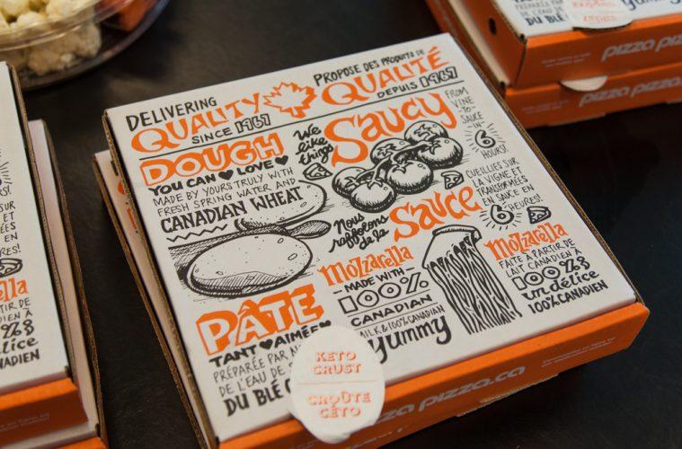 pizza pizza keto