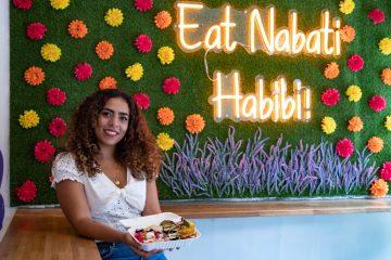 eat nabati- Israa Ali