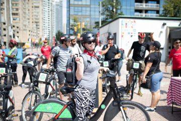 CLIF bike share