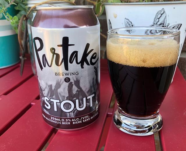 Partake Stout
