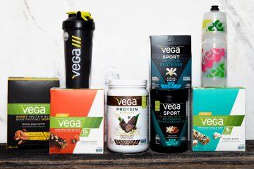 vega protein powder