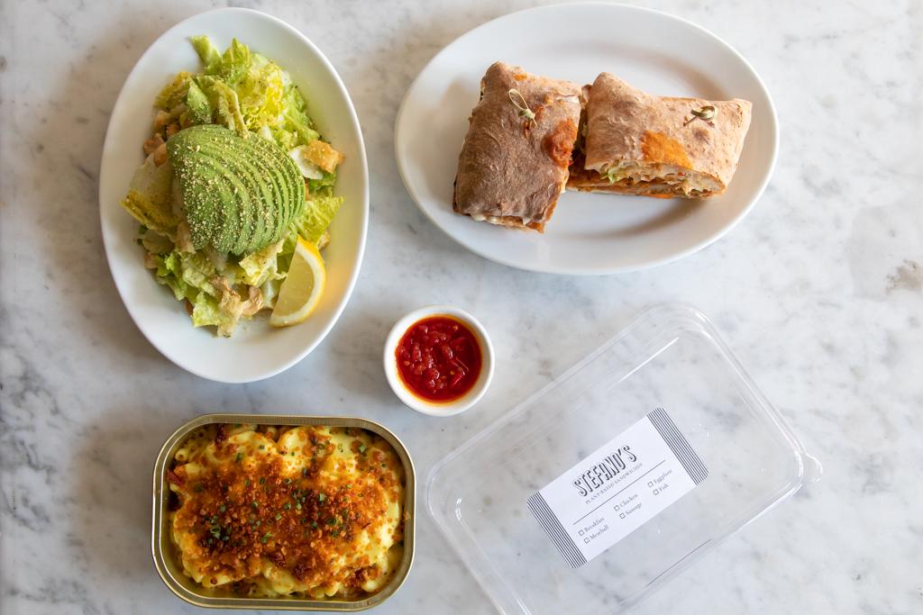 stefanos sandwiches-mac cheese