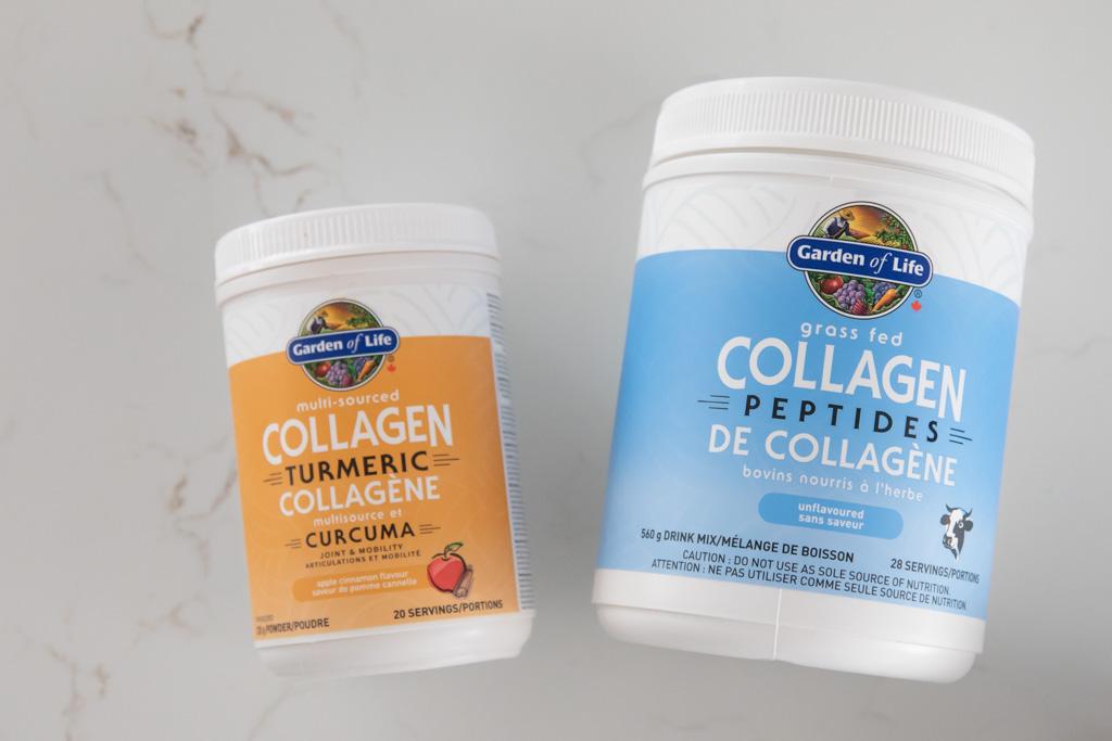 garden of life collagen