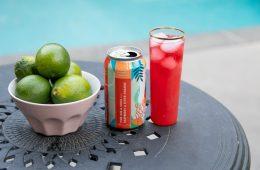 collective arts- pink gin soda