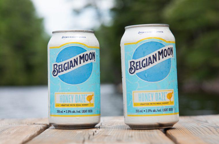 belgian moon- honey daze