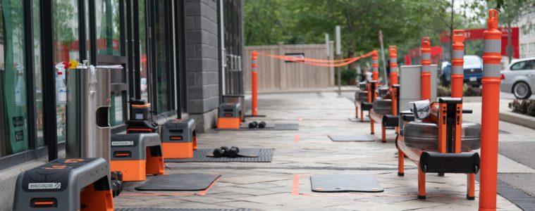 orangetheory outside