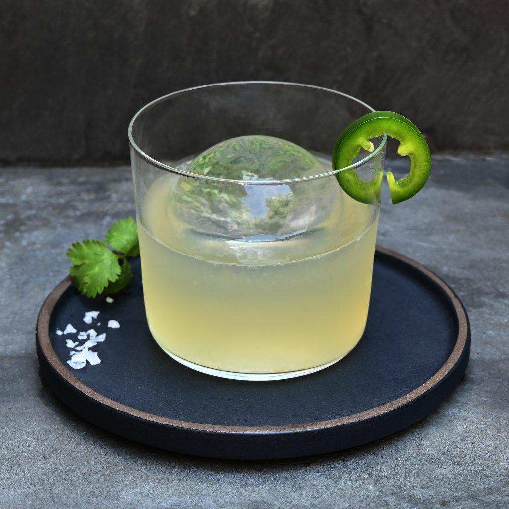 Laneway Distillers No 33 Gin Green Gimlet