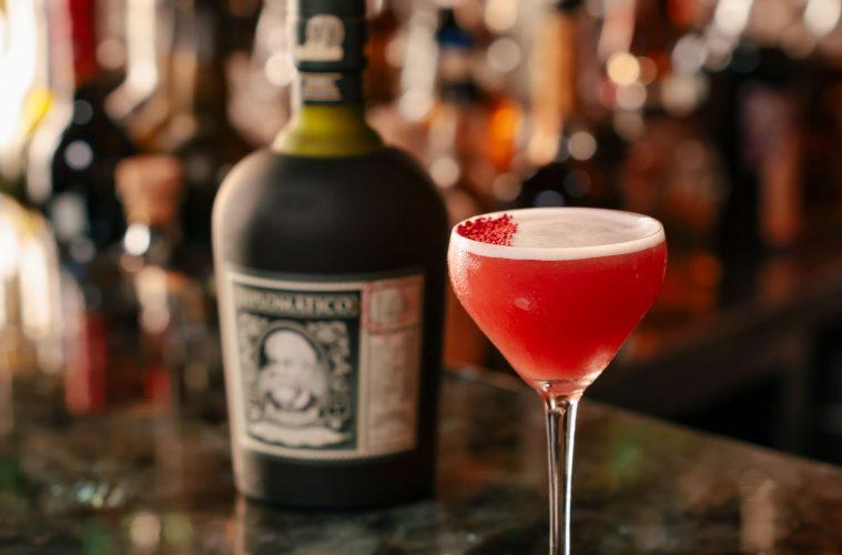 Berry Abundant Diplomatico Rum