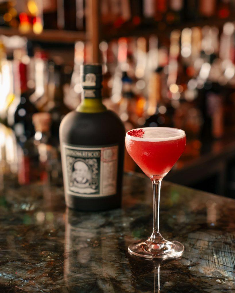 Berry Abundant with Diplomatico Reserva Rum