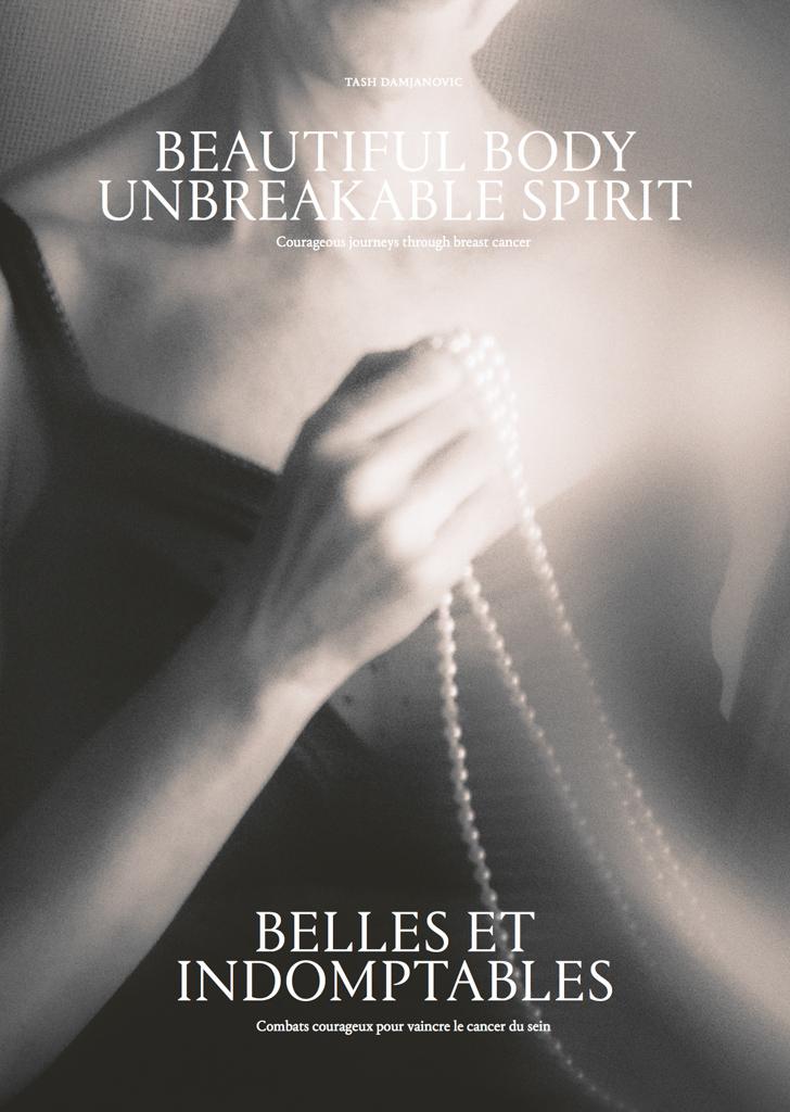 beautiful body unbreakable spirit